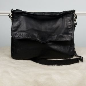Rebecca Minkoff leather messenger bag